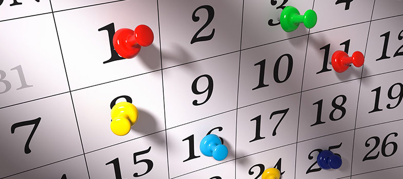 Важни природозащитни дати