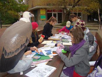 Покана за Деня на птиците